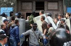 Ukraine: Người biểu tình chiếm trụ sở chính quyền ở Đông Nam