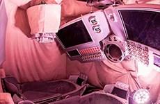 Tàu vũ trụ của Liên Xô được bán với giá 1,4 triệu USD