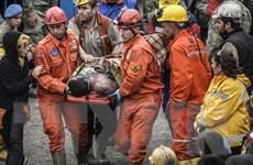 Tổng đình công tại Thổ Nhĩ Kỳ sau vụ sập hầm mỏ
