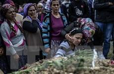 Thổ Nhĩ Kỳ buộc tội ba người liên quan đến vụ nổ mỏ than