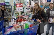 Doanh thu bán lẻ tại Anh tăng mạnh nhất trong 10 năm