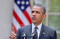 Ông Obama nhấn mạnh việc tăng sử dụng biện pháp phi quân sự