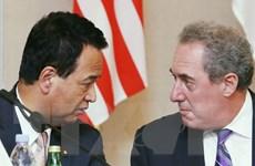 """Hiệp hội nông nghiệp Mỹ """"dọa"""" ngừng đàm phán TPP với Nhật"""