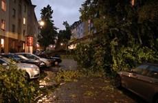 Thời tiết bất thường tại Đức, ít nhất 6 người thiệt mạng