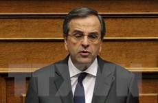 Thủ tướng Hy Lạp Antonis Samaras cải tổ Nội các