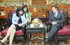 Hà Nội tạo điều kiện thuận lợi cho doanh nghiệp Ba Lan