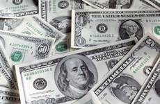 Thâm hụt ngân sách của Mỹ tăng mạnh trong tháng Năm