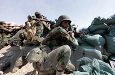 Iraq giành quyền kiểm soát cửa khẩu giáp biên giới Syria