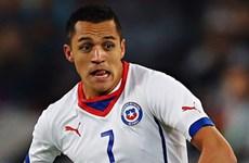 Chile quyết làm nên lịch sử trong trận đấu gặp Brazil
