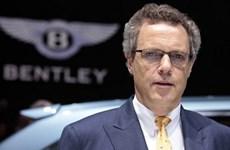 Mẫu xe SUV của Bentley Motors sẽ có giá hơn 220.000 USD