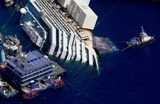 Italy sẵn sàng cho việc lai dắt siêu tàu Costa Concordia