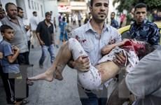 1/4 số người thiệt mạng trong cuộc chiến ở Gaza là trẻ em