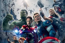 """Bom tấn """"Avengers"""" chiếu tại Việt Nam sớm 1 tuần so với thế giới"""