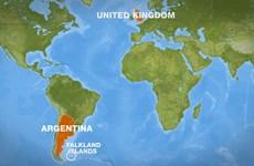 Anh củng cố quốc phòng tại quần đảo tranh chấp với Argentina