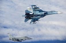 Mỹ phản đối Nga chặn máy bay của nước này trên Biển Baltic