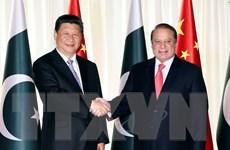 Trung Quốc và Pakistan tăng cường hợp tác trên nhiều lĩnh vực