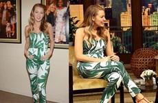 """Blake Lively """"biến hình"""" với 10 bộ trang phục trong một ngày"""