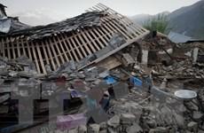 """Kinh tế Nepal sẽ """"giảm tốc"""" do ảnh hưởng của trận động đất"""