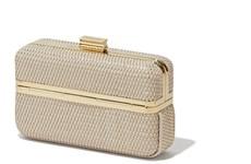 Những mẫu ví cầm tay dạng hộp khiến phái đẹp xiêu lòng
