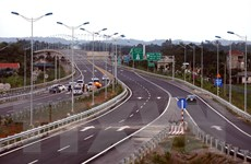 Thông xe đoạn cuối cùng của đường cao tốc Nội Bài-Lào Cai