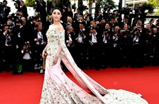 """Mỹ nhân châu Á """"làm mưa làm gió"""" trên thảm đỏ LHP Cannes 2015"""