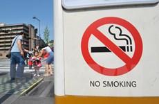 Chính phủ Séc thông qua dự luật cấm hút thuốc nơi công cộng