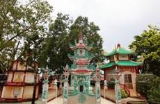 Chùa Phật Tổ - Ngôi chùa cổ kính nhất ở vùng đất Cà Mau