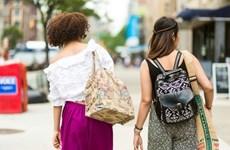 On the street: Những bóng hồng trên đường phố New York