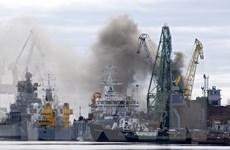 FSB lục soát nhà máy sửa chữa tàu ngầm hàng đầu của Nga