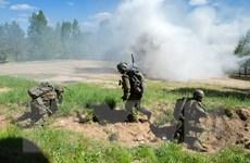 Đức đưa 4.400 binh sỹ tới Baltic để tham gia tập trận với NATO