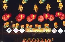 Singapore: Hàng ngàn đèn lồng thắp sáng lễ hội Trung thu 2015