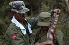 Đàm phán ngừng bắn giữa Chính phủ Myanmar và phiến quân đổ vỡ