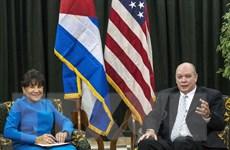 Mỹ và Cuba thảo luận về vấn đề nới lỏng cấm vận kinh tế