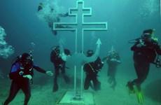 Nga sẽ xây nhà thờ dưới nước đầu tiên trên thế giới tại Cape Fiolet