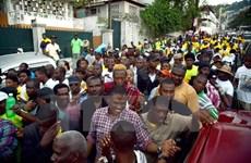 Haiti dự kiến tổ chức bầu cử tổng thống vòng hai vào tháng 12