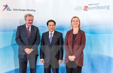 EU hy vọng EVFTA mở ra cơ hội mới hợp tác với Việt Nam