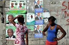 Kết quả sơ bộ bầu cử quốc hội Haiti: Không đảng nào giành đa số