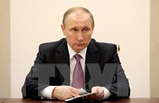 """Tổng thống Nga: Vụ bắn máy bay là một hành động """"đâm sau lưng"""""""