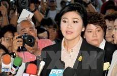Cựu Thủ tướng Thái Lan Yingluck không được phép ra nước ngoài