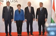 """Bộ tứ Visegrad phản đối mọi hình thức """"Schengen thu nhỏ"""""""