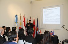 Việt Nam chủ trương cùng ASEAN bảo đảm hòa bình tại Biển Đông