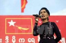 Myanmar: Bà Suu Kyi khẳng định ưu tiên tiến trình hòa bình