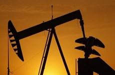 Giá dầu thế giới lần đầu tiên để tuột mốc 32 USD mỗi thùng
