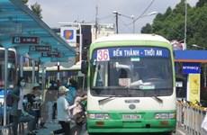 TP.HCM tăng cường phương tiện phục vụ Tết Nguyên đán 2016