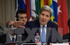 Khai mạc hội nghị quốc tế về cuộc chiến chống IS ở Italy