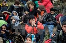 """Thổ Nhĩ Kỳ duy trì """"chính sách biên giới mở"""" đối với người di cư"""