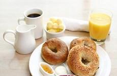 Chi phí bữa sáng trên thế giới giảm mức thấp nhất trong 6 năm