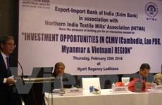 Cơ hội lớn cho doanh nghiệp Ấn Độ khi đầu tư vào dệt may Việt Nam