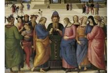Lần đầu trưng bày tranh Raphael, Perugin về đám cưới Đức mẹ Maria