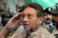 Pakistan hủy lệnh cấm đi lại đối với cựu Tổng thống Musharraf
